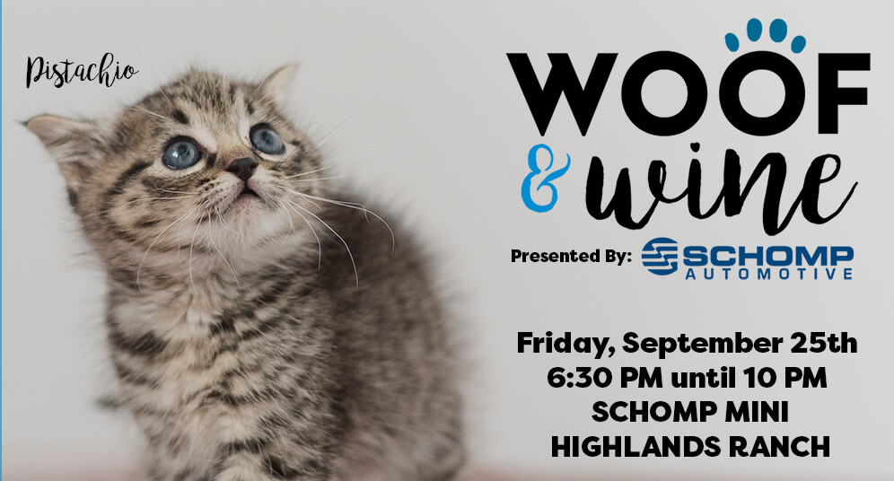 Woof & Wine Event for HSSPV presented by Schomp Automotive | HSSPV